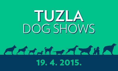 OBAVIJEST TUZLA DOG SHOW 2015.