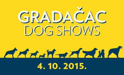 Gradačac dog shows 2015