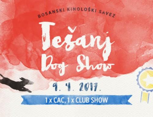 Tešanj Dog Show 2017